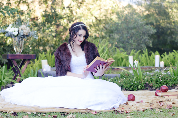 Story Book Shoot | Snow White