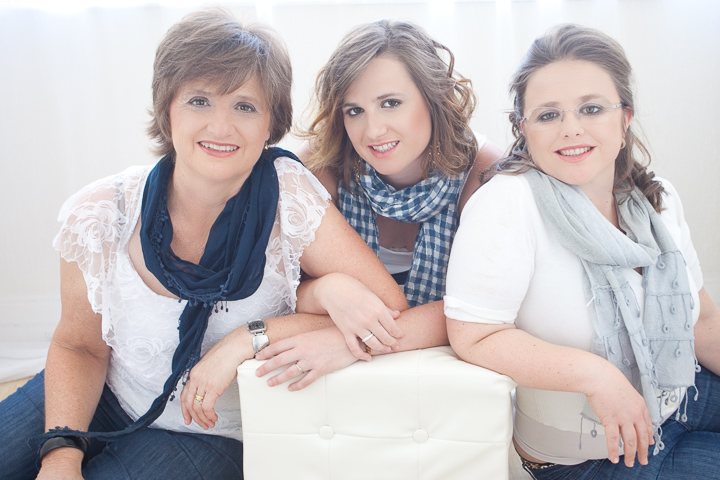 Beauty Shoot | Joan, Brenda & Gill