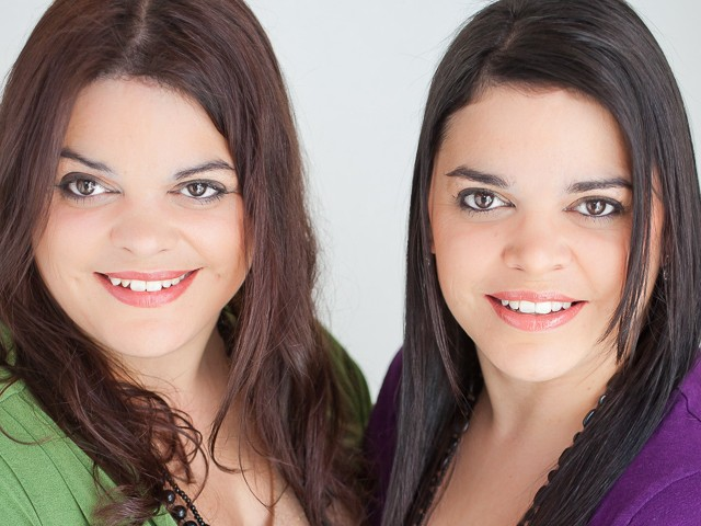 Beauty Shoot | Kathleen & Joanne
