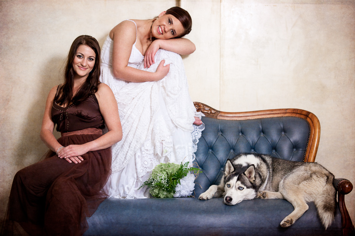Couture Shoot | Vinboho Couch