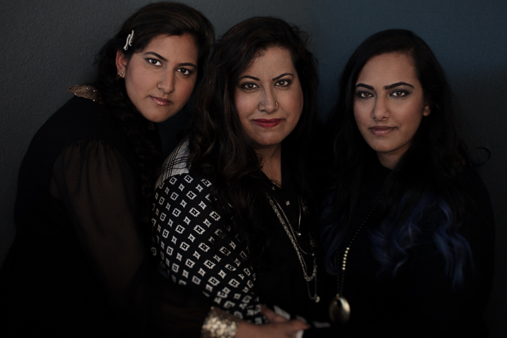 Couture Portrait | Mother & Daughters | Simi, Tanya and Anum