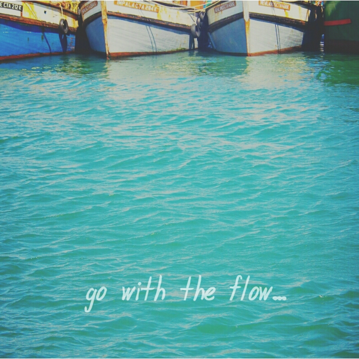 Go With The Flow - Abigail K Photography