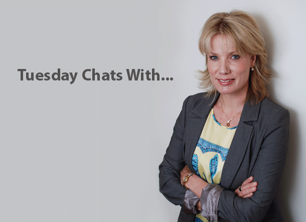 Tuesday Chats With… Sandy Geyer
