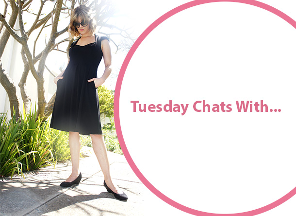 Tuesday Chats With… Chereen Strydom
