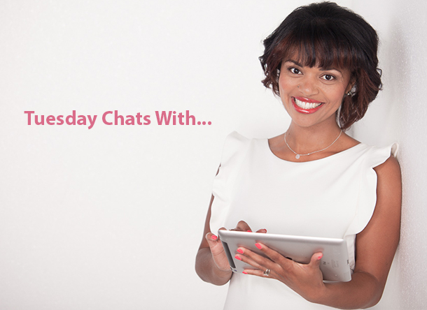 Tuesday Chat With… Letishia Charles