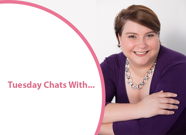 Tuesday Chats With… Robyn Hey