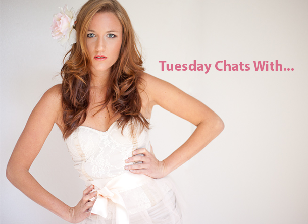 Tuesday Chats With… Rose Molteno