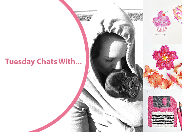 Tuesday Chat With… Meghan Maconochie