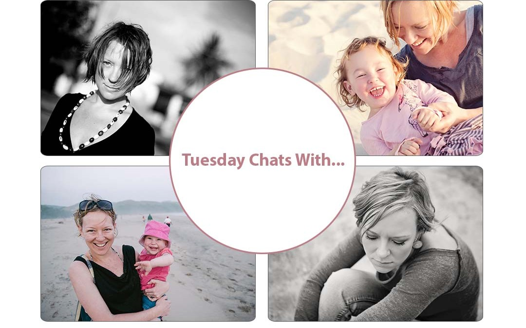 Tuesday Chat With … Jules Morgan