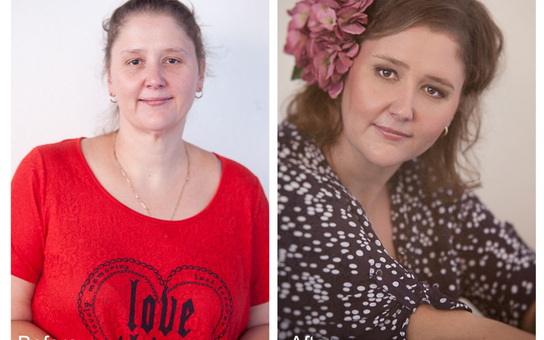 Before & After | Kirsten