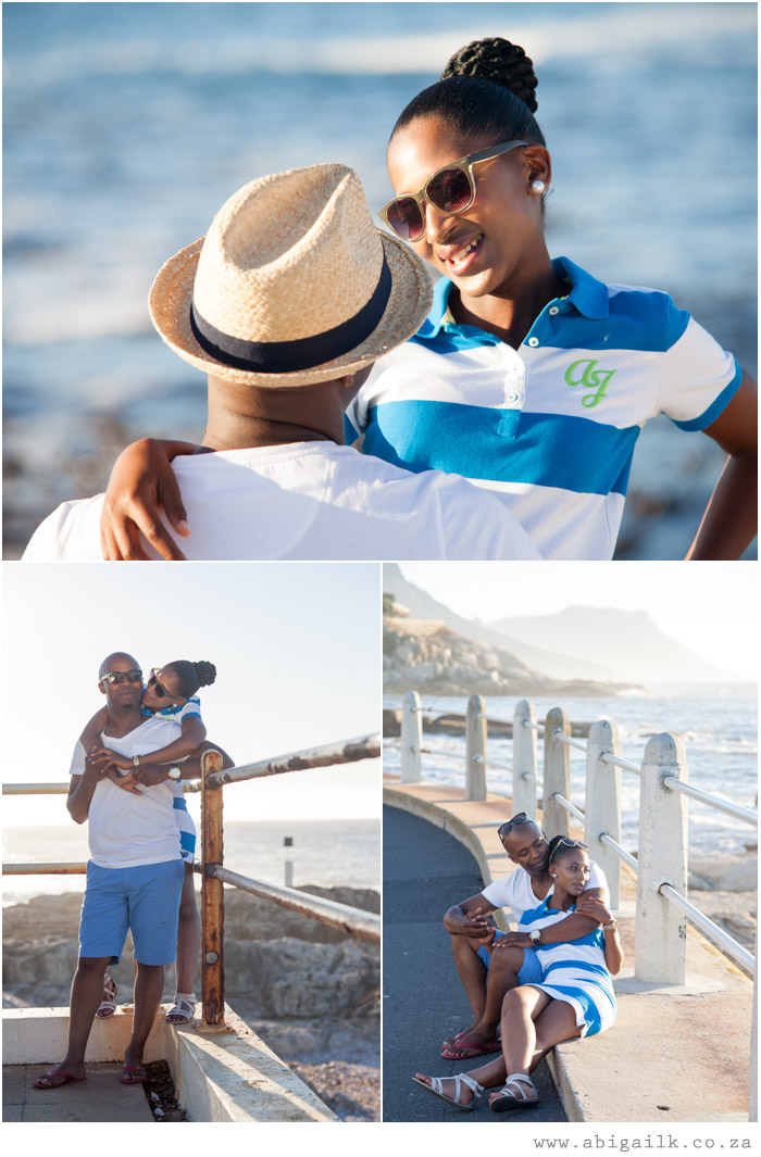 Sea Point Engagement Shoot by Abigail K Photography 2
