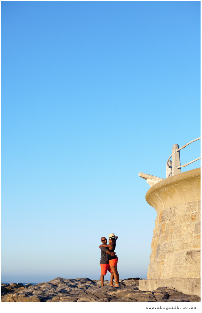 Sea Point Engagement Shoot by Abigail K Photography 5