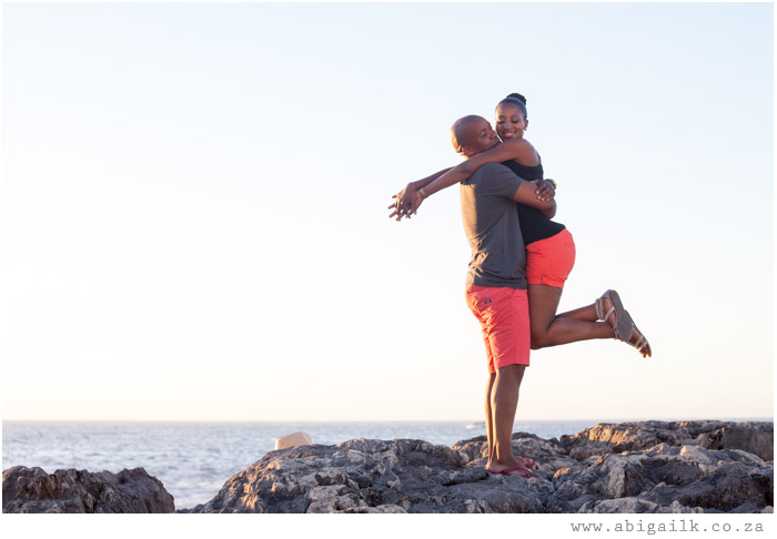 Sea Point Engagement Shoot by Abigail K Photography 6