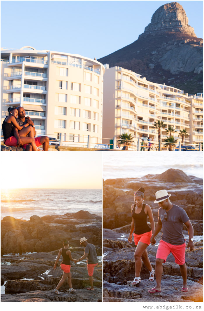 Sea Point Engagement Shoot by Abigail K Photography 7