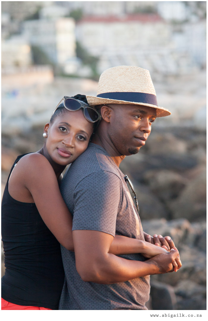 Sea Point Engagement Shoot by Abigail K Photography 8