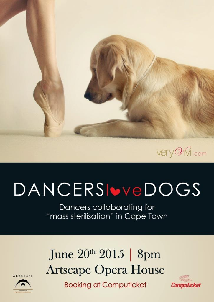 Dancers Loves Dogs Cape Town