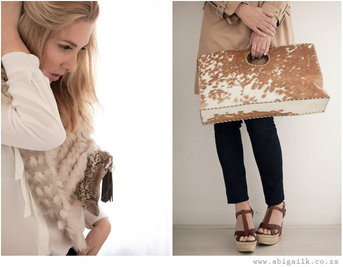 Personal Branding Photography for fashion stylist and consultant in cape town