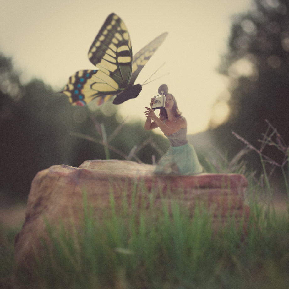 Fine art composite photography. Whimsical fine art photography by Abigail K