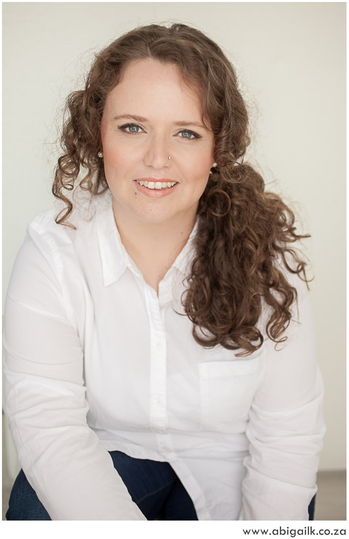 Jennifer Rees from Hass&Das photographed by Cape Town Portrait Photographer Abigail K