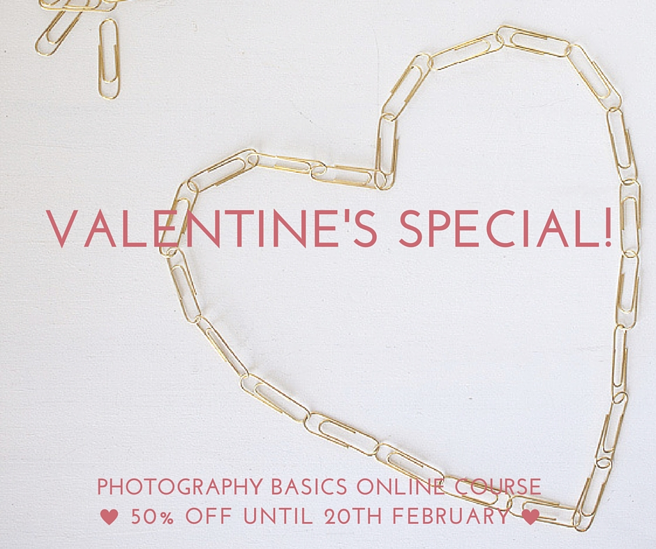 Valentines Special 50% off