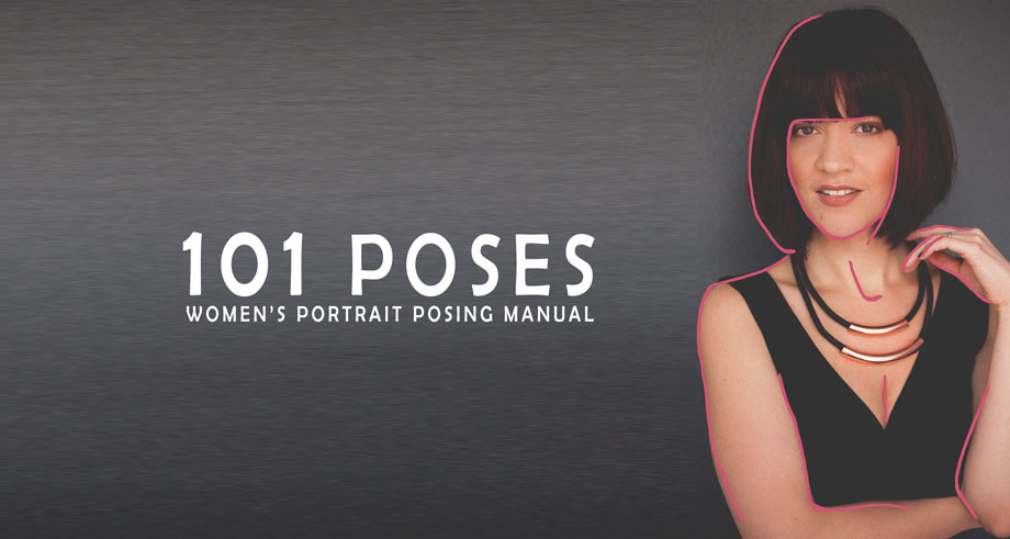 My Confidence Boosting Photographer's Tool – Posing Manual Launch!