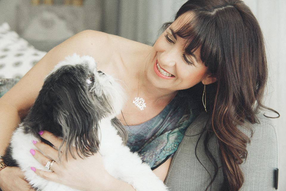 Couture Creature makeover shoot. Portrait session with dogs cape town