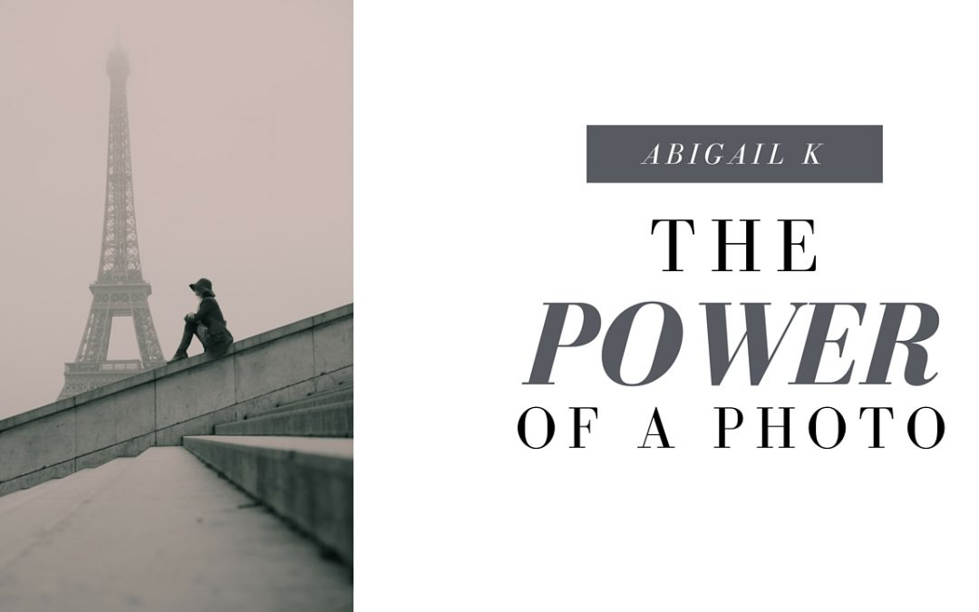 A Personal Story – The Power of a Photo [Video]