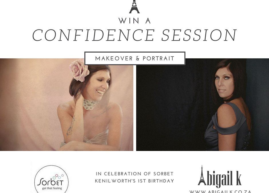 Win a Confidence Session with Me & Sorbet Kenilworth