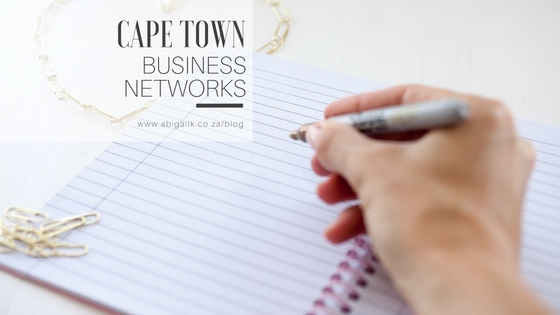 Cape Town Business Networks – A Comprehensive List