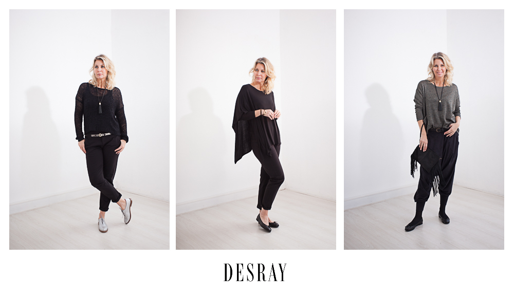 desray catalogue look book shoot