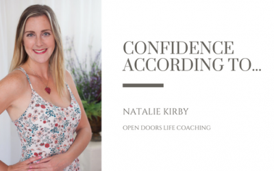 Confidence According To… Natalie Kirby