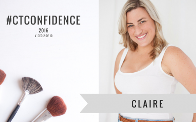 [Video 2] #CTConfidence 2016 – What's Your No.1 Confidence Challenge?