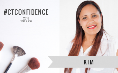 [Video 10] Kim #CTConfidence 2016 – What's your No.1 Confidence Challenge?