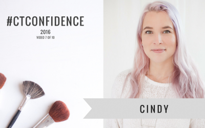 [Video 7] Cindy #CTConfidence 2016 – What's your No.1 Confidence Challenge?