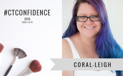 [Video 1] #CTConfidence 2016 – What's Your No.1 Confidence Challenge?