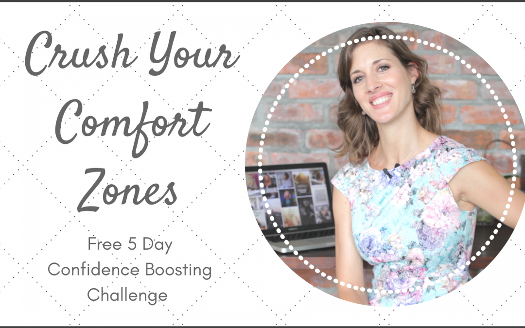 How Stepping Out Your Comfort Zone Can Increase Your Confidence