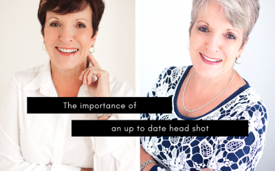 The Importance of an Up to Date Head Shot