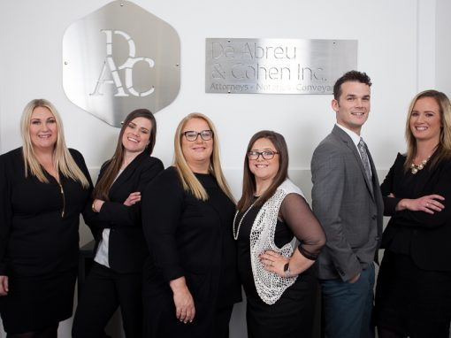 Head Shots | De Abrue & Cohen Attorneys