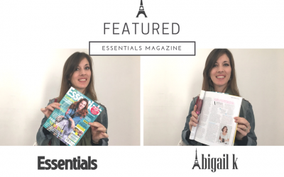 Featured: Essentials Magazine – How Online Courses Have Changed My Business