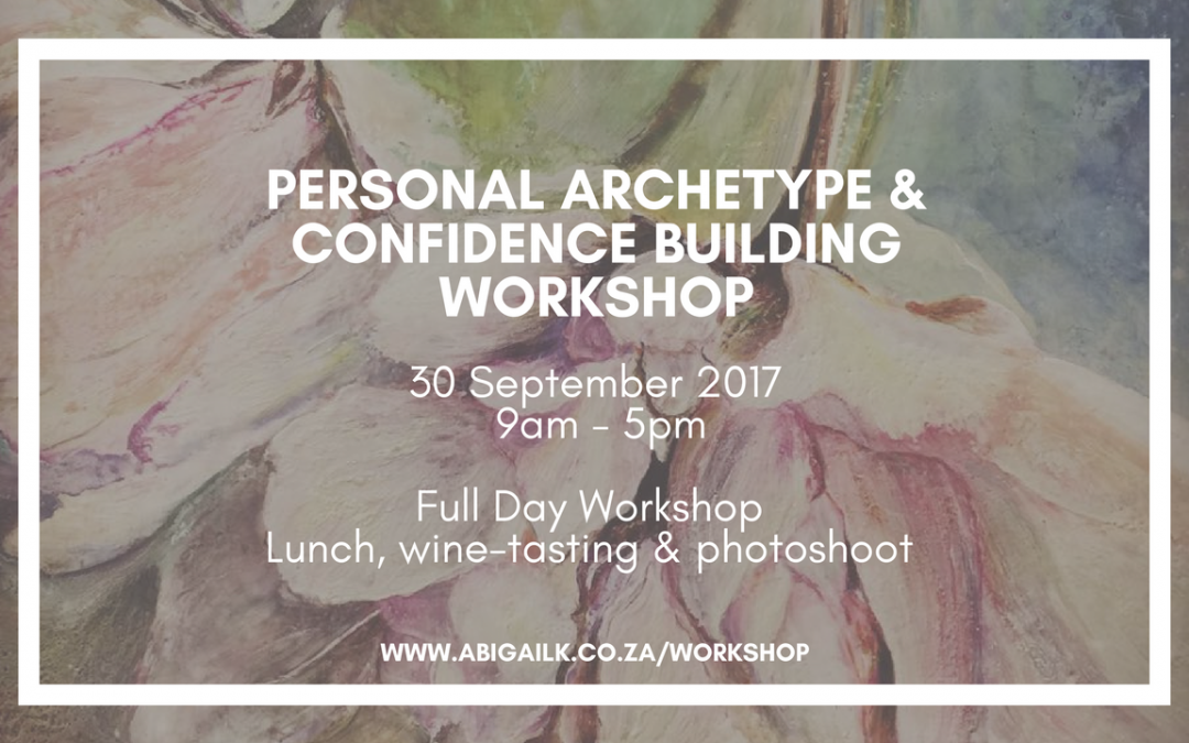 Personal Archetype & Confidence Building Workshop