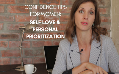 [video] Confidence Tips for Women – Self Love & Personal Prioritization
