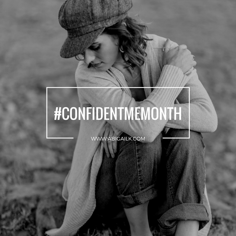 FREE DOWNLOAD: #ConfidentMeMonth challenge