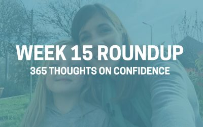 Thoughts on Confidence | Week 15 Round Up