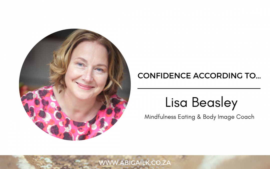 Confidence According To… Lisa Beasley