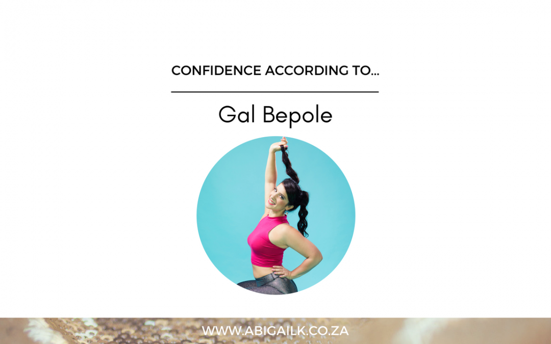 Confidence According To… Gal Bepole