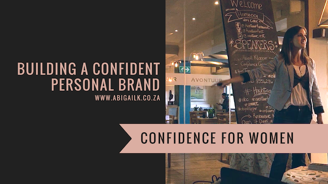 Building a Confident Personal Brand | Confidence For Women