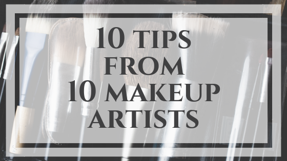 10 Photographic Makeup Tips from Professional Make-up Artists