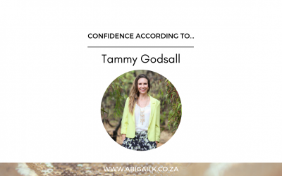 Confidence According To… Happiness Coach Tammy Godsall