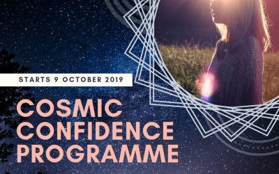 Cosmic Confidence Programme Starts Today