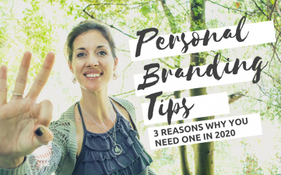 Personal Branding tips 2020: 3 Reasons Why you need it